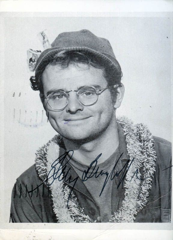 GARY BURGHOFF - AUTOGRAPH LETTER SIGNED - DOCUMENT 278287