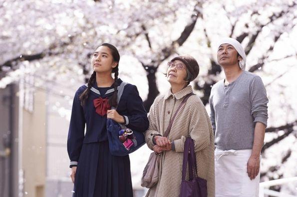 An / Kwiat wiśni i czerwona fasol, Japan 2015, dir. Naomi Kawase #łódź #lodz #pgnig #transatlantyk #festival