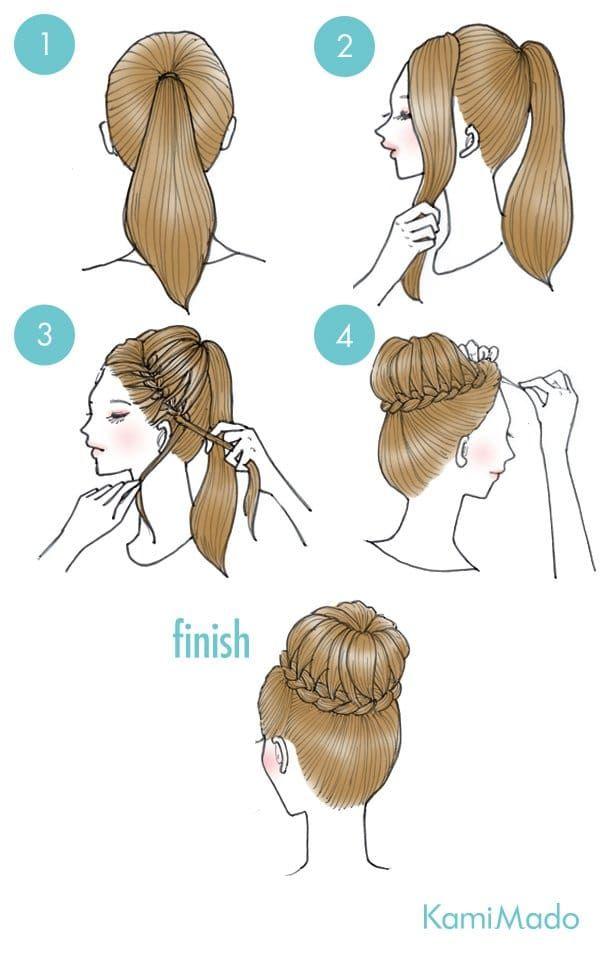Frisuren-Tutorials, die Sie für jede Party super vorbereitet machen – Frisuren & Schöne Modelle