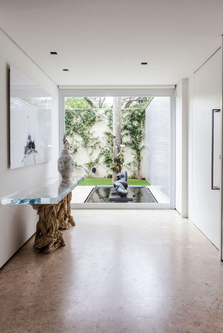 Modern Private Residence: NS House by Galeazzo Design, São Paulo, Brazil   DesignRulz.com