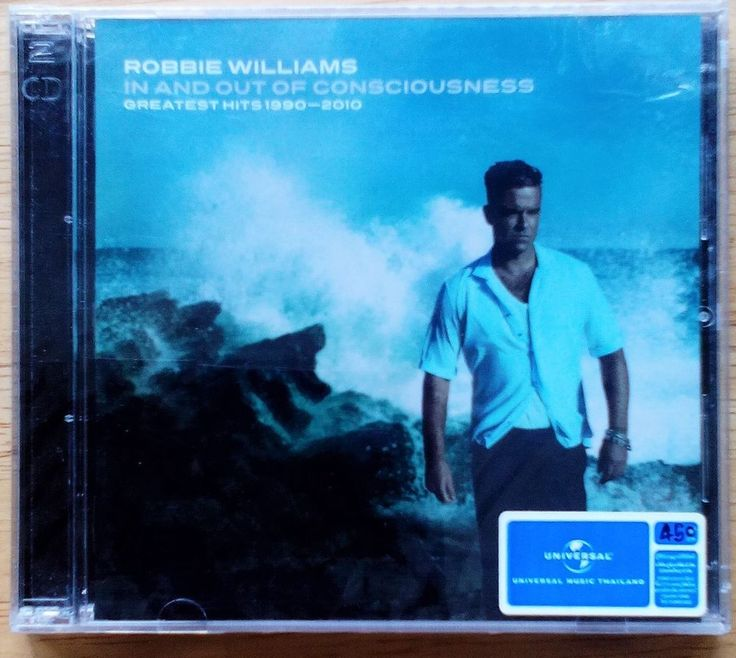 [NEW CD+VCD] Robbie Williams - In & Out of Consciousness: Greatest Hits…