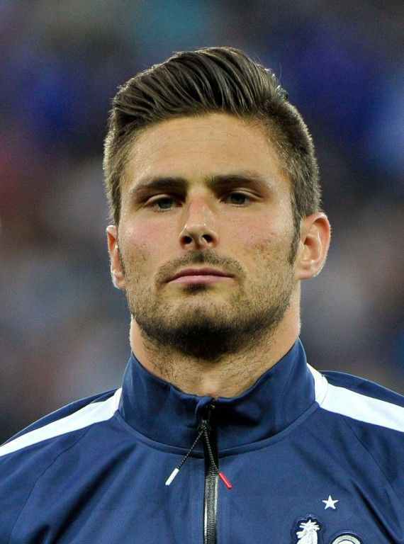 Olivier Giroud From The World Cup See More Googletw Blank