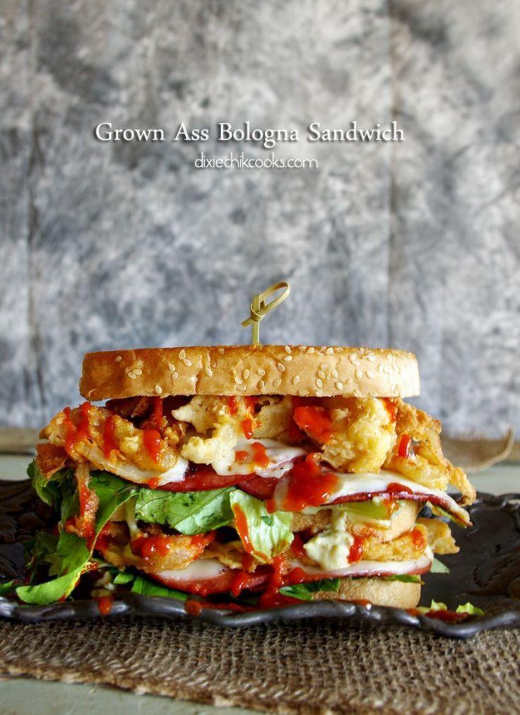 Bologna Sandwich                                                                                                                                                                                 More