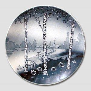 Keramikplatte Birketræer
