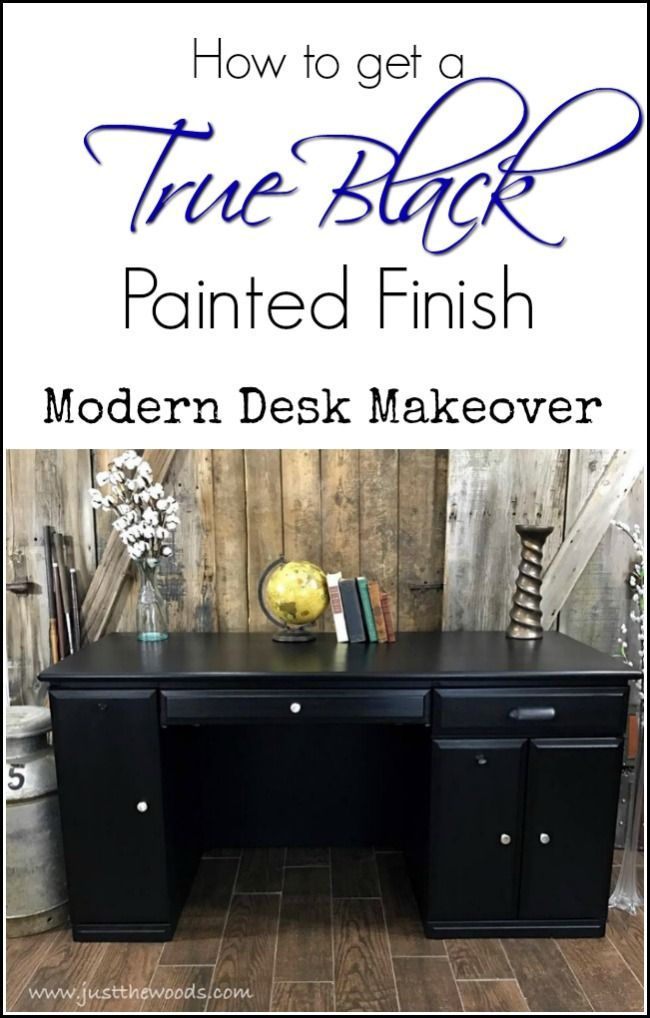 Painting your furniture gives you the look that you want for less