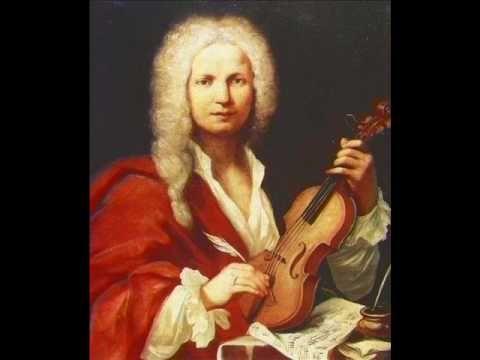 "Antonio Vivaldi's 4th Concerto - From his Most Famous Work and Masterpiece, The Four Seasons, "" Le Quattro Stagioni "" - Winter or "" L'inverno""."