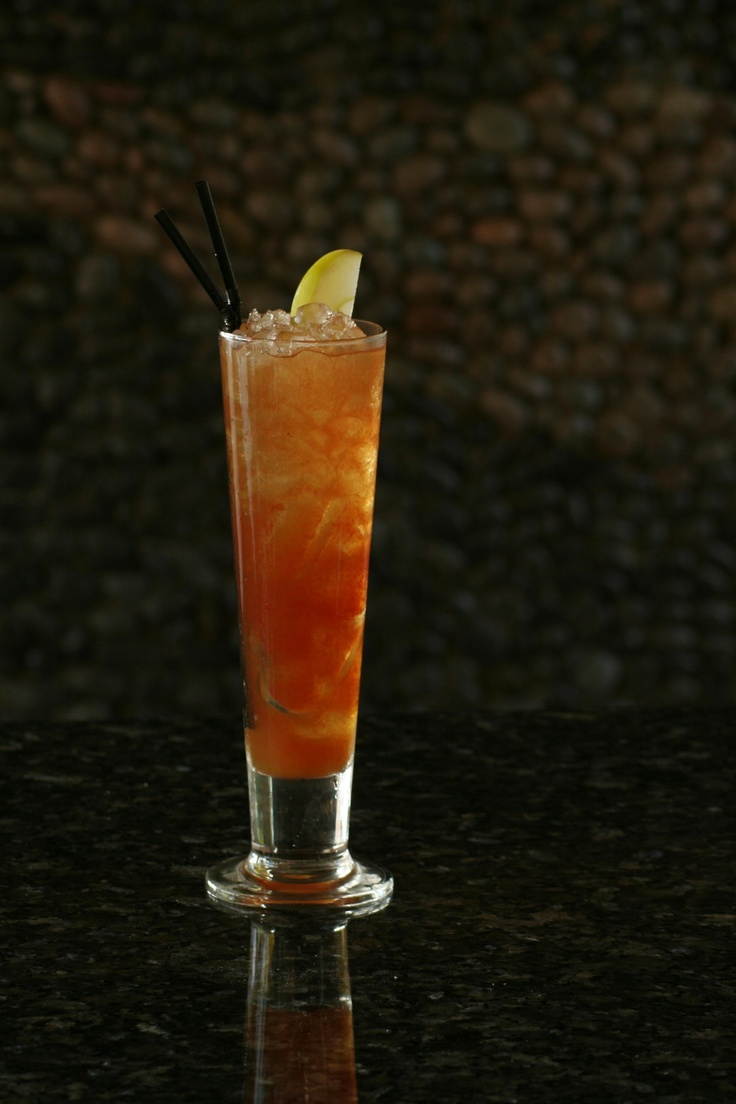Sunset Sling #drink #cocktail #mocktail #cold #enjoy #bali #kuta #tuban #indonesia