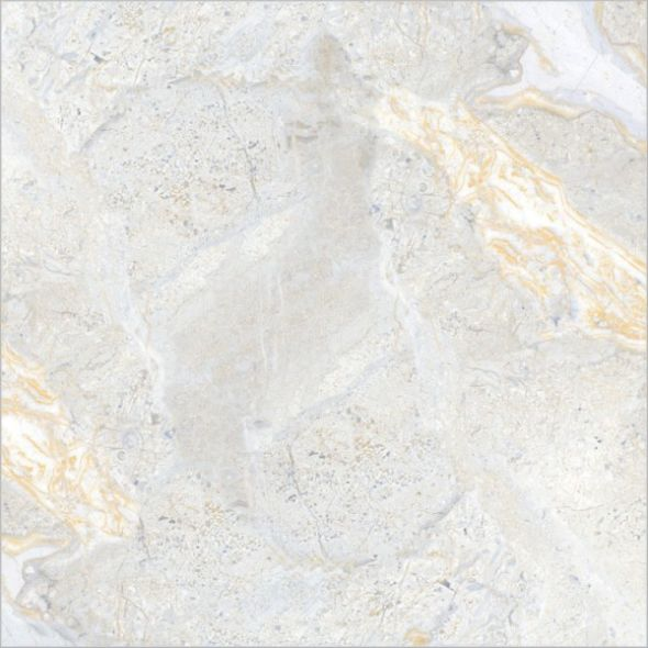#Galaxy #Bianco - Millennium Tiles 600x600mm (24x24) Brilliante Digital Glossy Ceramic #Tiles   - Glazed Vitrified Tiles (GVT) have a glazed surface. They offer a wide variety of design, #art work and surface textures like wood grain, bamboo, slate or stone. This is also an expensive process, but the cost is dropping as digital printing techniques are introduced.