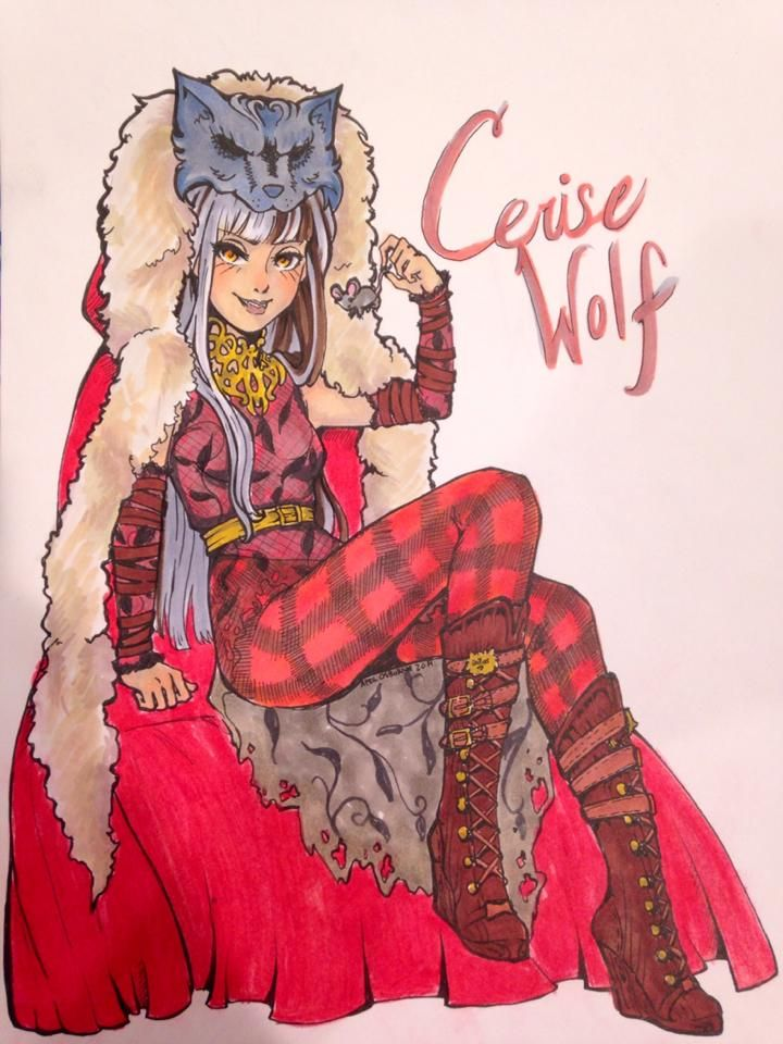 65 Best Images About Ever After High Cerise On Pinterest