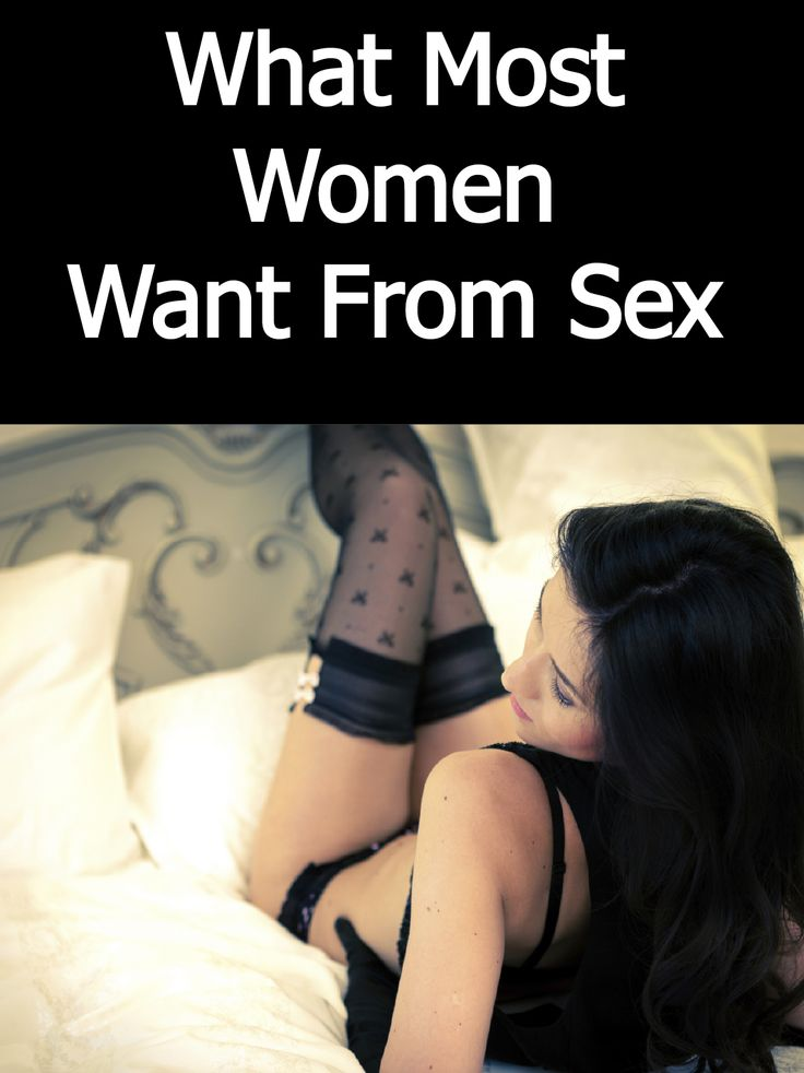 Women who want to talk