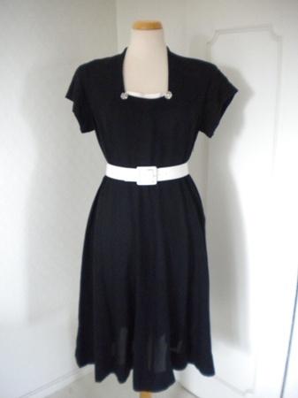 Swingkjole fra 50-tallet