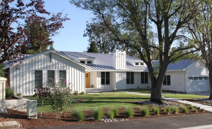 This Is A Remodel That Included A 2nd Story Addition