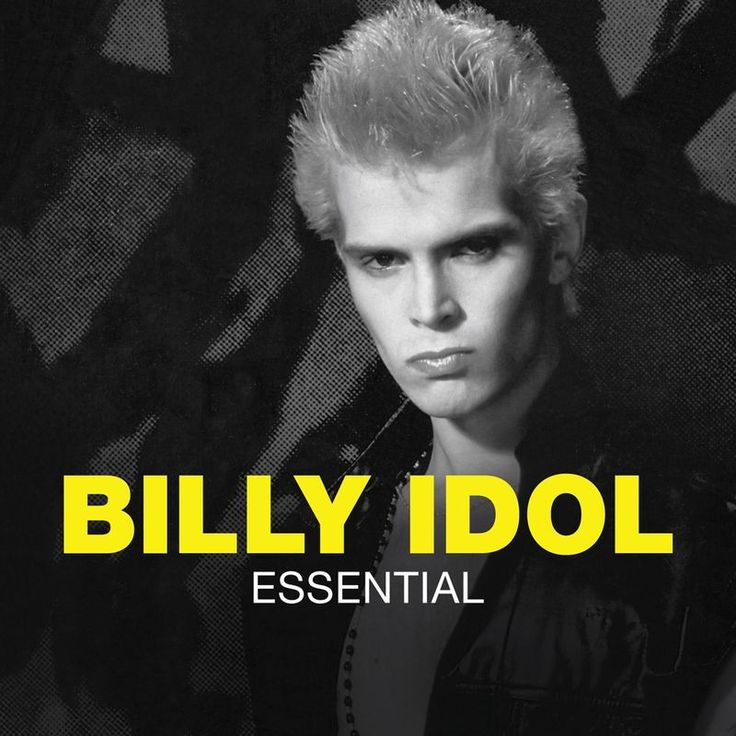 Essential by Billy Idol