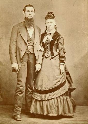 Faces of the Victorian Era, 1870s Women http://www.bartoscollection.com/