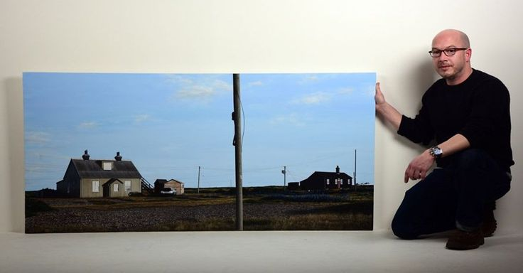 You Won't Believe This, He Creates Paintings That Are Easily Mistaken For Photographs!