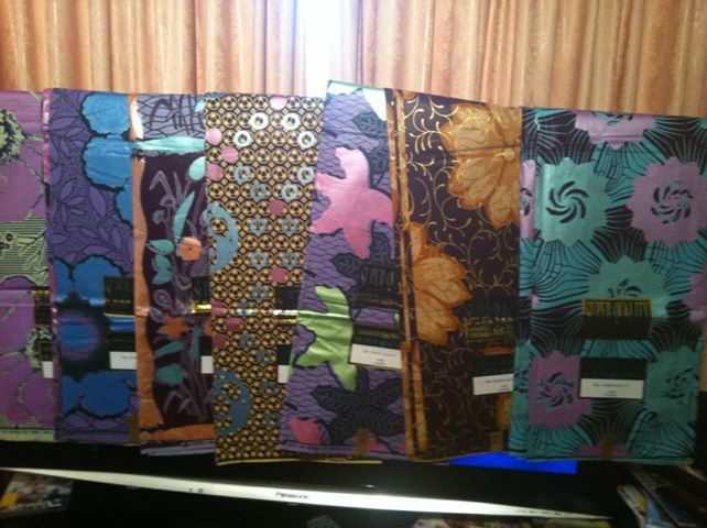 African prints, wax prints, african material