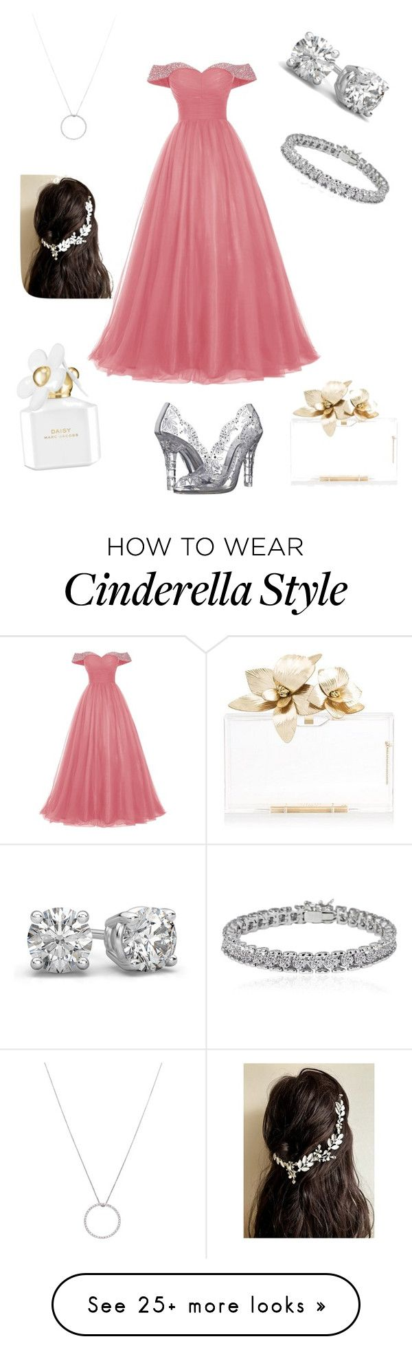 """kitty"" by willow-bilbrey on Polyvore featuring Dolce&Gabbana, Apples & Figs, Roberto Coin and Marc Jacobs"