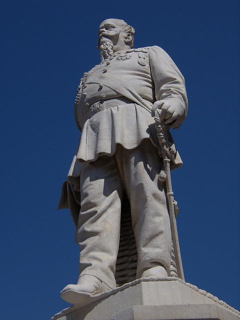 Vittorio Emanuele II di Giulio #Monteverde