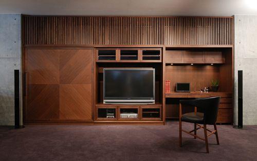 壁面収納 A-FIX SYSTEM   AREA : オーダー家具と空間デザインのインテリアショップ