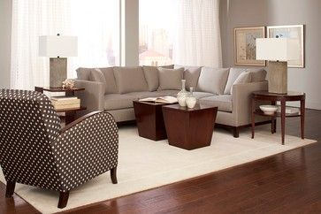 Shop For Stickley Michigan Avenue Sectional, Sectional, And Other Living  Room Sectionals At Paul Schatz Furniture In Tigard U0026 Eugene, OR.