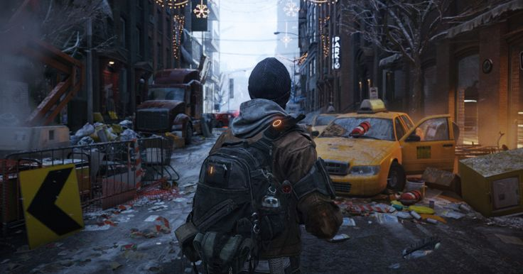 Ubisoft's open-world shooter 'The Division' is free to try through the weekend