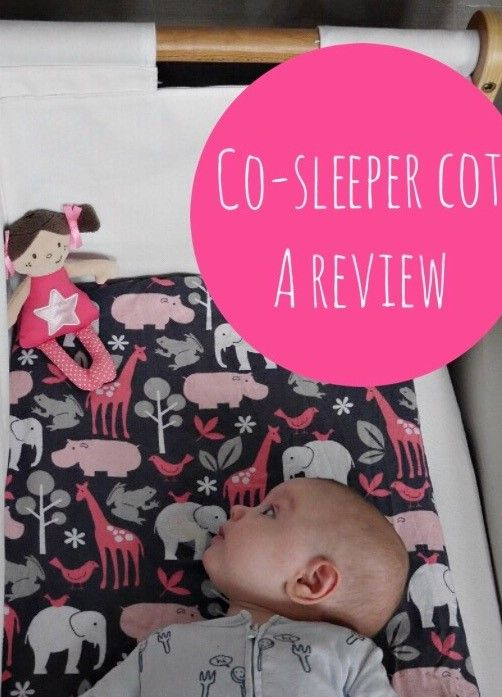 Looking for a co-sleeper cot? Here's a review of the SnuzPod bedside crib, perfect for babies and helping with breastfeeding