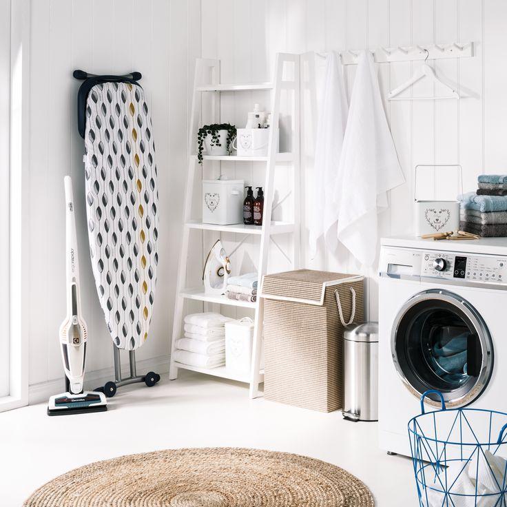 Organise your space - so fresh, so clean.