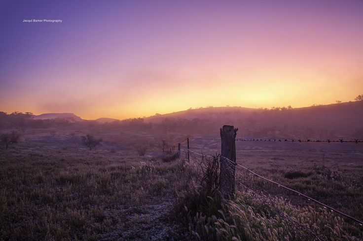 https://flic.kr/p/PJpujT | Old Fence - Flinders Ranges South Australia