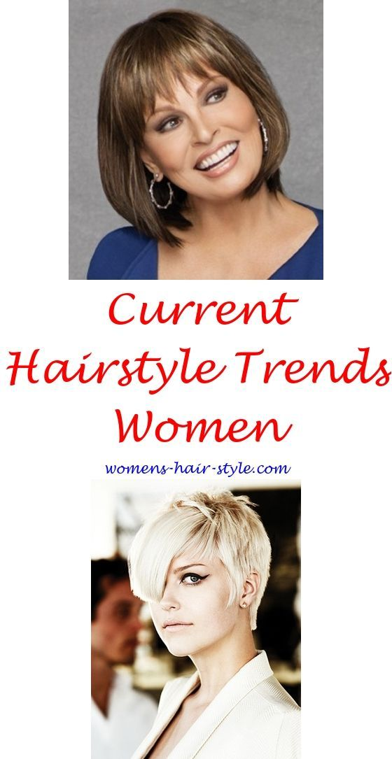 New Short Hairstyles For Ladies Thick Bangs With Long Hair Natural