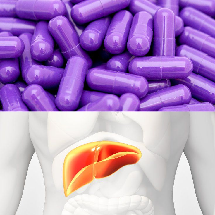 Popular Acid Reflux Medication Linked to Chronic Liver Disease by @draxe.  Proton-pump Inhibitors ... these pills may do more harm than good.