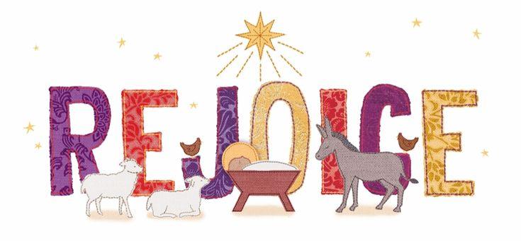 Rejoice Tearfund Charity Christmas Cards