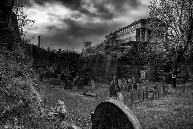 St James' Cemetery, Liverpool  photo by Dave Wood