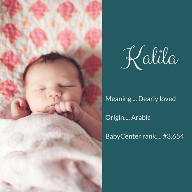 Baby name ideas with beautiful meanings #BabyCenter
