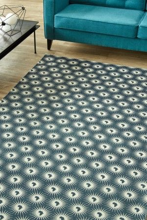 Shwe Shwe Africa: A fun contemporary take on this traditional fabric. (1.5 X 2.3 metres. Availabl...