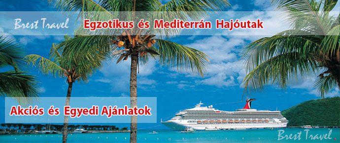 Egzotikus és Mediterrán Hajóutak