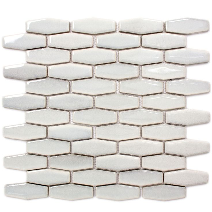 Gbi Tile Amp Stone Inc Gray Mosaic Porcelain Wall Tile