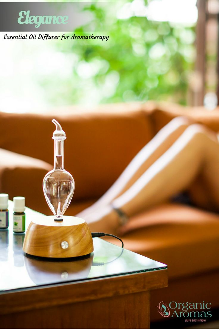 aromatherapy diffuser how to use
