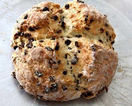 Samuel Adams Irish Red Soda Bread Recipe | The Daily Meal #craftbeer #BTAD
