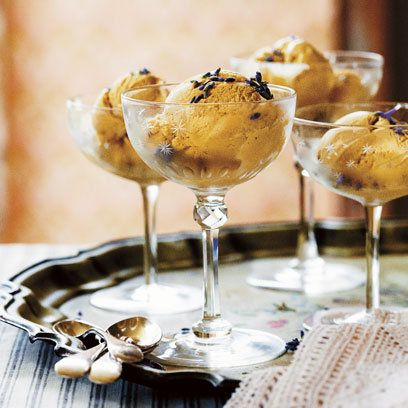 Earl Grey and Lavender Ice Cream: Earl Grey works beautifully with lavender. You can also make a wonderful iced tea using Earl Grey, lavender and a sugar syrup, steeping and leaving in the fridge to cool.