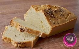 Legfinomabb paleo fehér kenyér (szénhidrátszegény, gluténmentes, laktózmentes fehér kenyér)