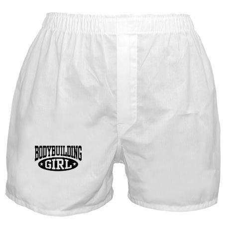 bodybuilding girl boxers :)