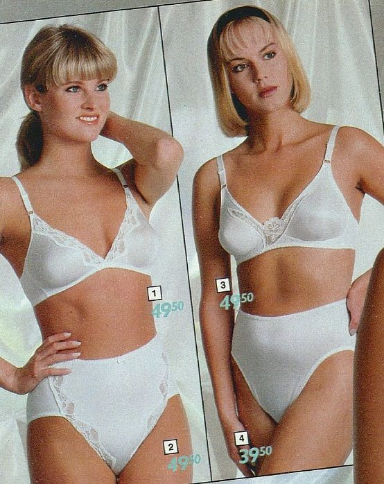 pantyhose in the 1980s