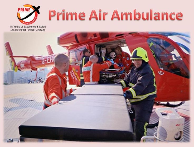 Get the Services of Prime Air Ambulance in Pakistan