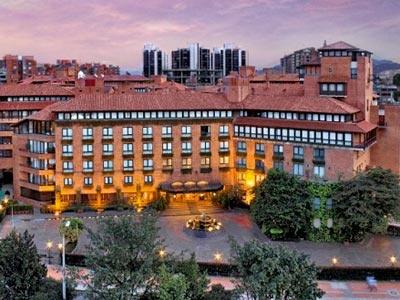 Impressive Hotel La Fontana en Bogota, Colombia Visit us at www.Going2Colombia.com
