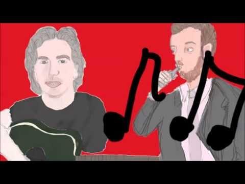 Olli Schulz und Jan Böhmermann machen Musik - YouTube
