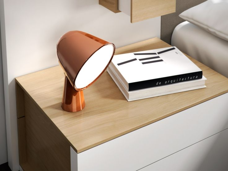 Tony Bedside Table   AJAR Furniture And Design