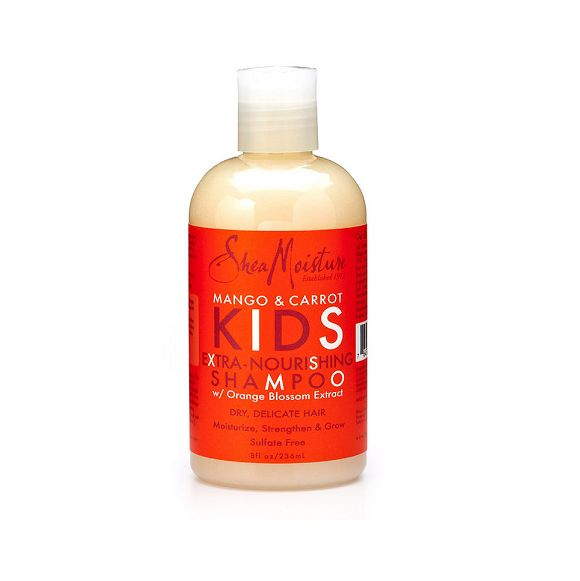 Shea Moisture Mango & Carrot Kids Extra-Nourishing Shampoo 8 oz $8.99 Visit BarberSalon.com One stop shopping for Professional Barber Supplies, Salon Supplies, Hair & Wigs, Professional Products, Nail Supplies. GUARANTEE LOW PRICES!!! #barbersupply #barbersupplies #salonsupply #salonsupplies #beautysupply #beautysupplies #hair #wig #deal #promotion #andis #wahl #oster #clipper #trimmer #blacksolutions #elegance #shavingrazors #sheamoisture