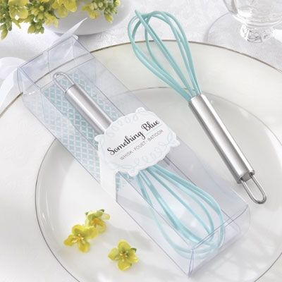 """021533 - """"Something Blue"""" Kitchen Whisk 