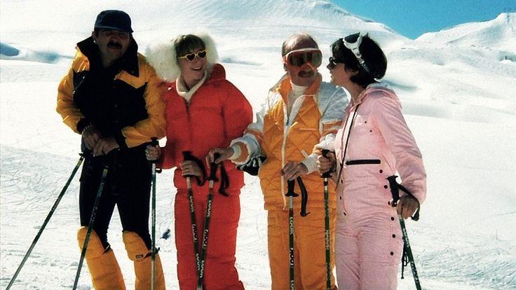 Cкачать фильм  «Загорелые на лыжах» (1979)