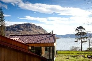 Holiday cottages Scotland, Southwest Coast. Vacation rental with sea views.
